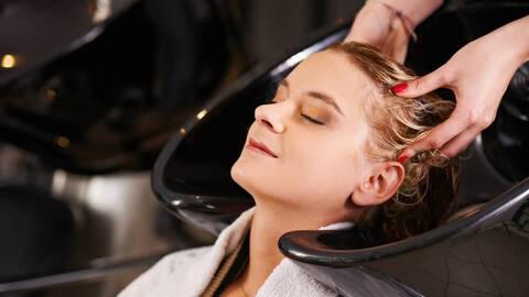 exfoliate scalp