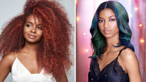 25 Sunning Hair Colors For Dark Skin Tones Hair Com By L Oreal