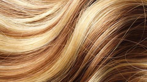pinwheel hair color technique