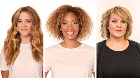 The Best Hair Color For Every Age According To A Stylist Hair Com By L Oreal