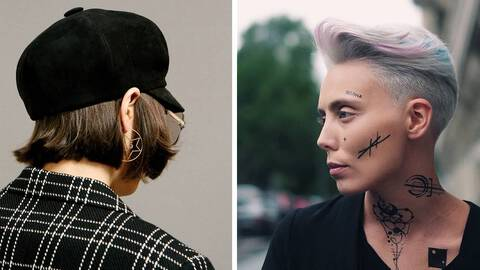 Tips For Growing Out Pixie Hairstyle Straight From A Pro Hair Com By L Oreal