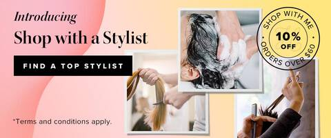 Introducing Shop with a Stylist