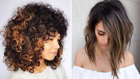 The 47 Best Medium Length Haircuts And Hairstyles For 2021 Hair Com By L Oreal