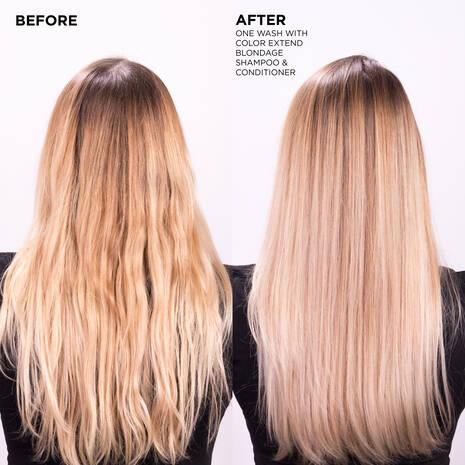 Color Extend Blondage Shampoo + Conditioner Duo