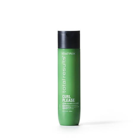 Total Results Curl Please Anti-Frizz Shampoo