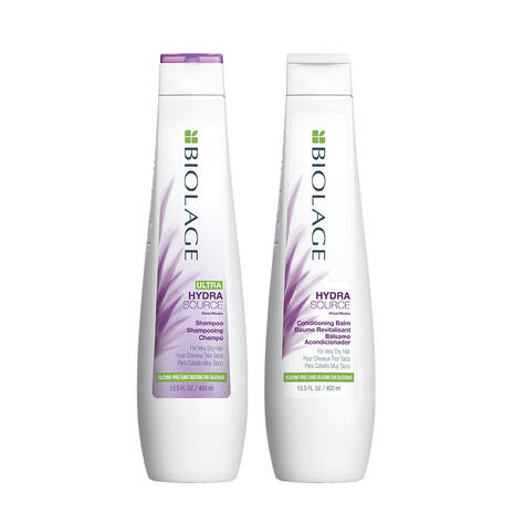 Hydrasource Shampoo + Conditioner Duo