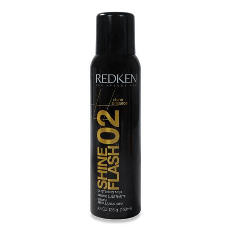 Shine Flash 02 Glistening Mist Hairspray