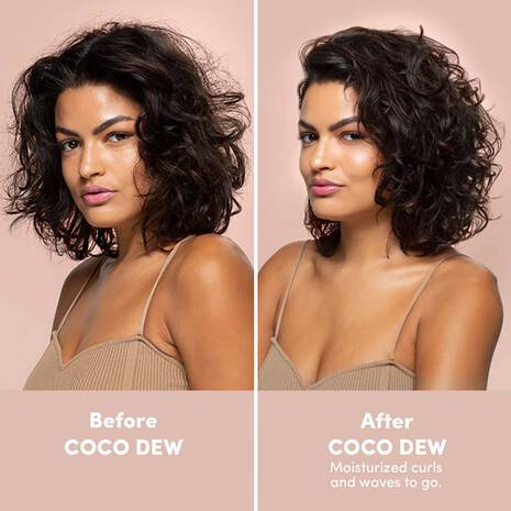 Style Shifter Society Coco Dew Pre-Styling & Restyling Spray