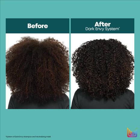 Total Results Dark Envy Red Neutralization Hair Mask