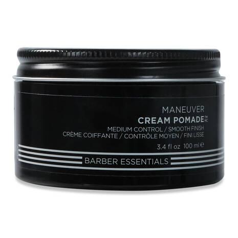 Brews Cream Hair Pomade for Men