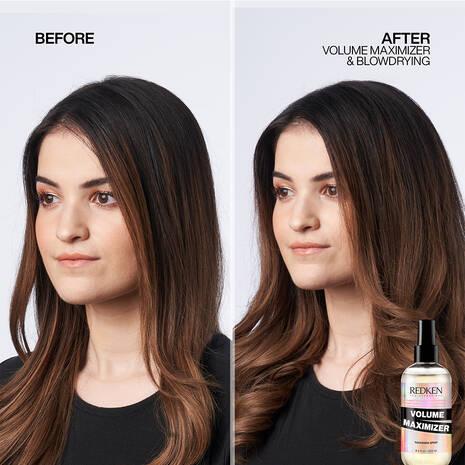 Redken Volume Maximizer Thickening Spray for Fine Hair