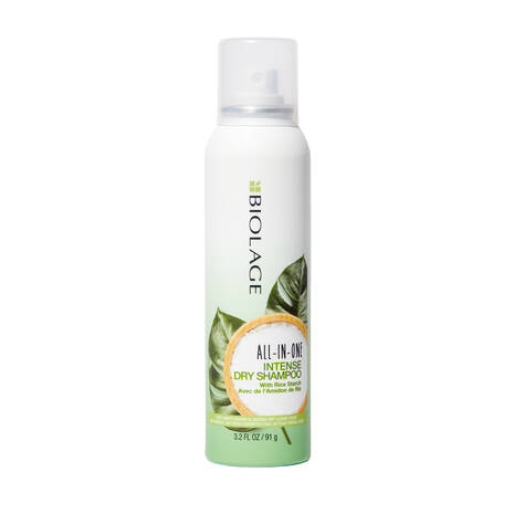 All-In-One Intense Dry Shampoo with Rice Starch