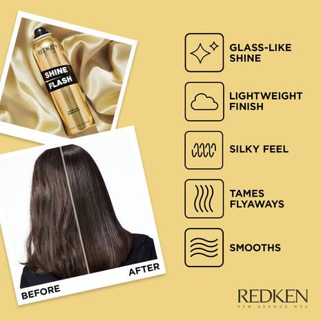 Shine Flash Hair Spray
