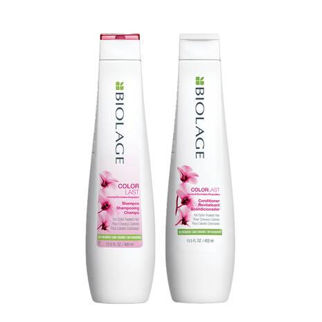 Colorlast Shampoo + Conditioner Duo