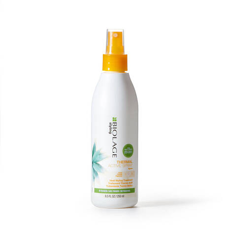 Thermal Active Heat Protectant Spray