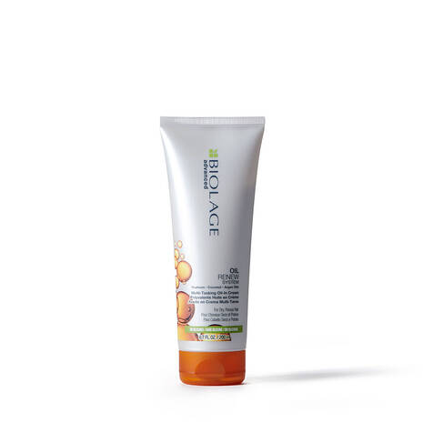 Advanced Oil Renew Multi-Tasking Oil-in-Cream Leave-In Treatment