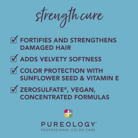 Strength Cure Miracle Filler for Damaged, Color-Treated Hair