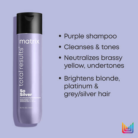 Total Results So Silver Purple Shampoo