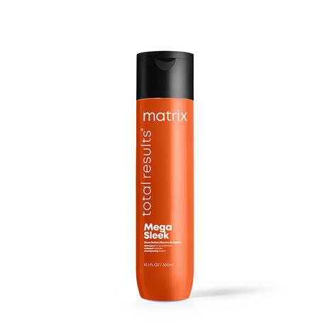 Total Results Mega Sleek Frizz Control Shampoo