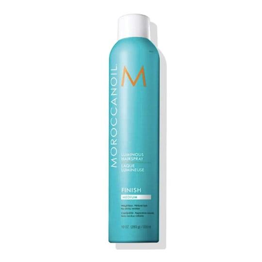 moroccanoil light hold hairspray