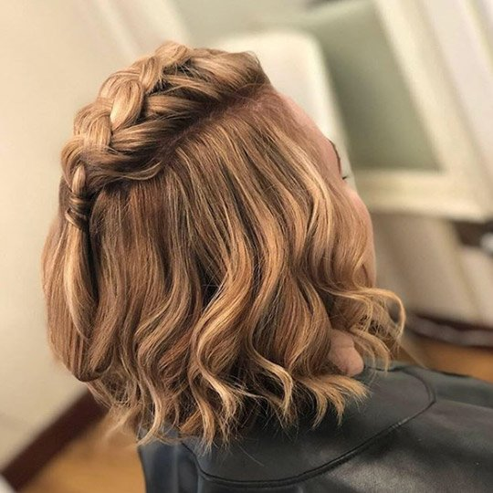 The Best Braids For Short Hair 33 Ways To Wear The Look Hair Com By L Oreal
