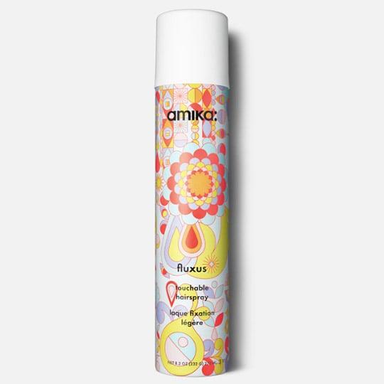 amika fluxus light hold hairspray