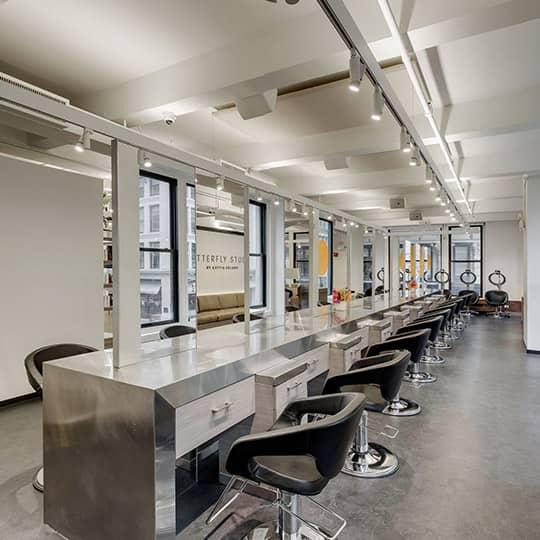 photo of Butterfly Studio NYC Salon
