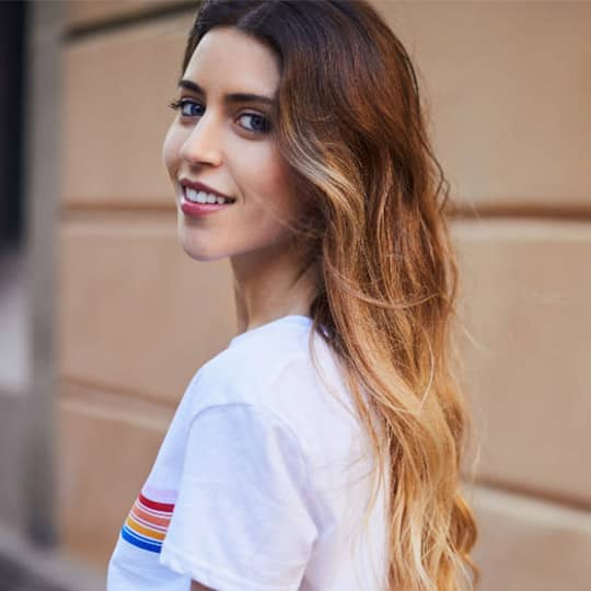 balayage dark hair inspiration