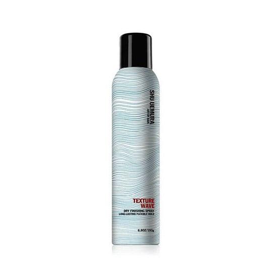 shu ueamura texture wave light hold hairspray