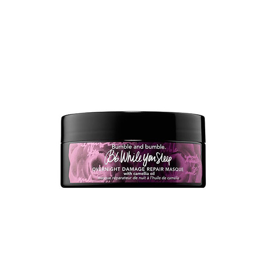 picture of bumble and bumble while you sleep hair mask