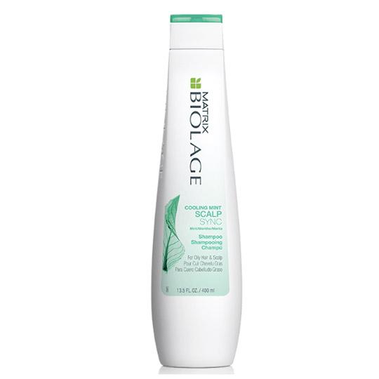 biolage scalpsync cooling mint shampoo