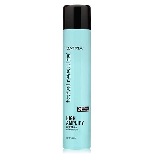 matrix high amplify proforma hairspray