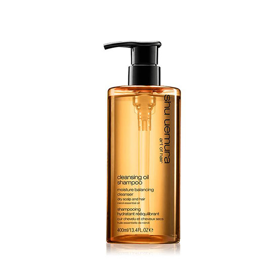 Photo of shu uemura urban moisture shampoo for dry hair