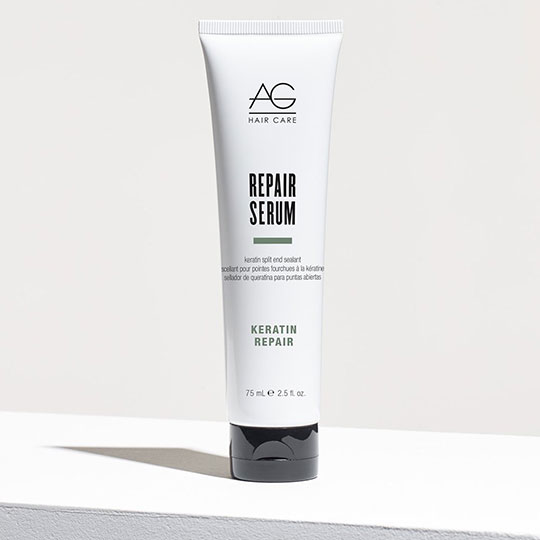 products for hair breakage ag hair split end serum