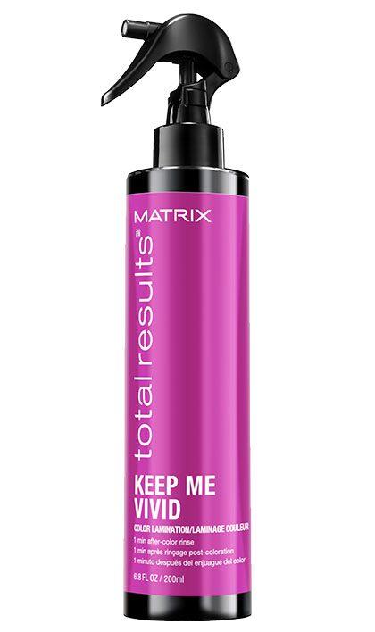 matrix keep me vivid color lamination spray