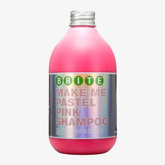 brite organix make me pastel pink shampoo