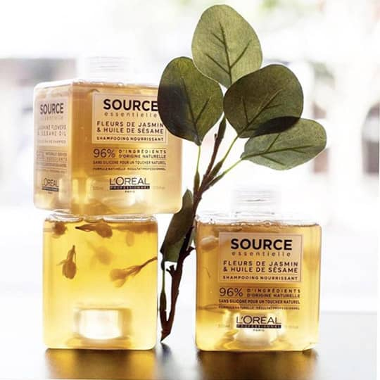 nature inspired haircare