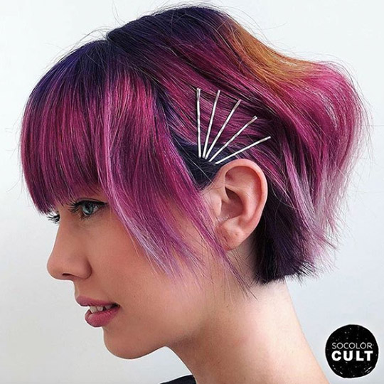 festival hairstyles bobby pins