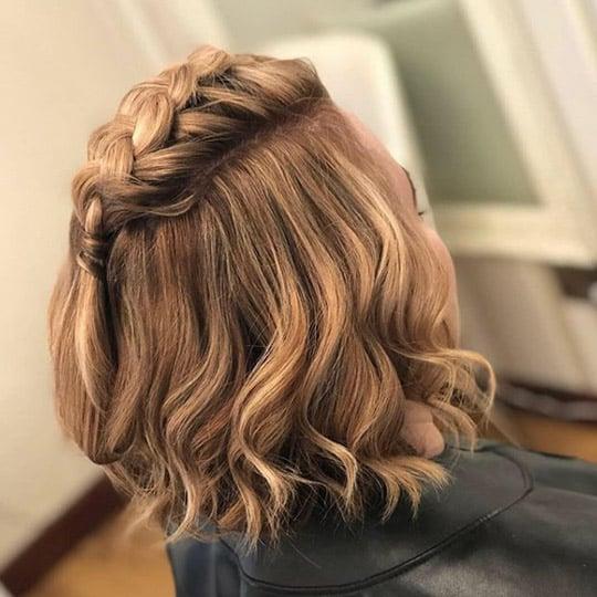 festival hairstyles textured mini faux hawk