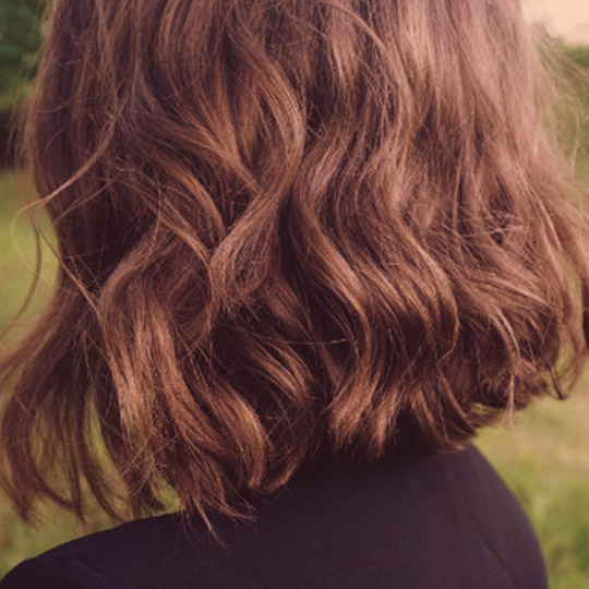 photo of long bob fall hairstyles