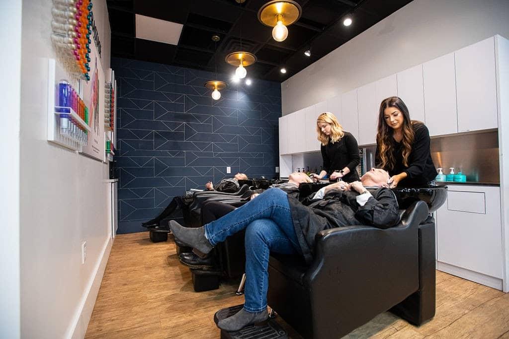 salon spotlight style house salon
