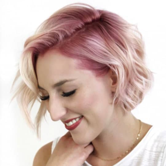 5 Flattering Short Haircuts For Square Faces You Need To Try Hair Com By L Oreal