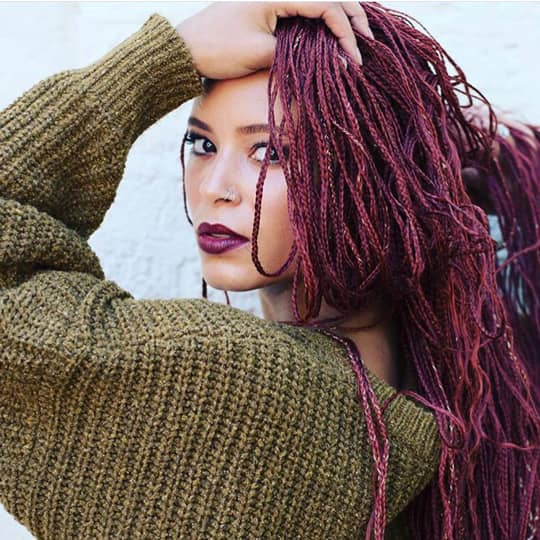 Why Micro Braids Will Be Your Go To Protective Hairstyle Hair Com By L Oreal