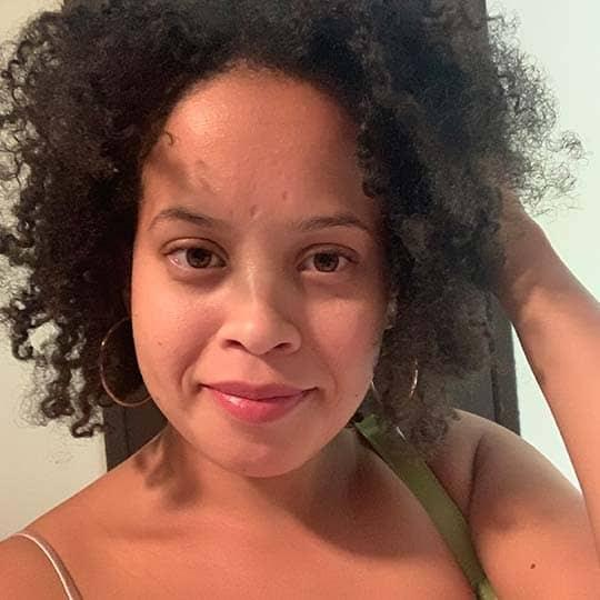 Writer Natasha Marsh explains how to hydrate dry natural hair