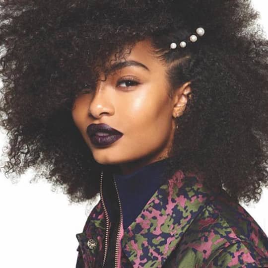 6 Trendy Hair Accessories For Curls That Won T Get Tangled Hair Com By L Oreal