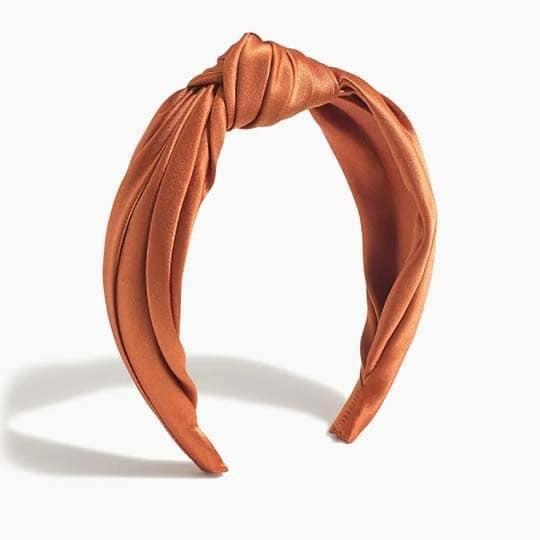healthy hair accessories - J. Crew headband