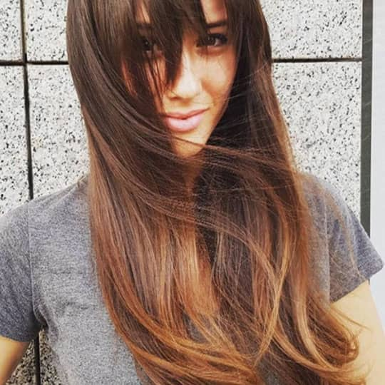 3 Of The Trendiest Long Wavy Hairstyles To Recreate Now Hair Com By L Oreal