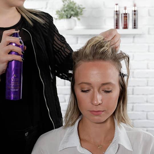 how to style a dutch braid
