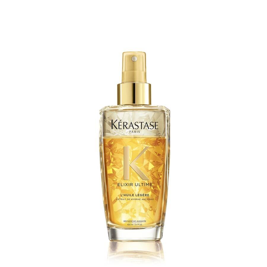 kerastase elixir ultime lhuile legere biphase hair oil