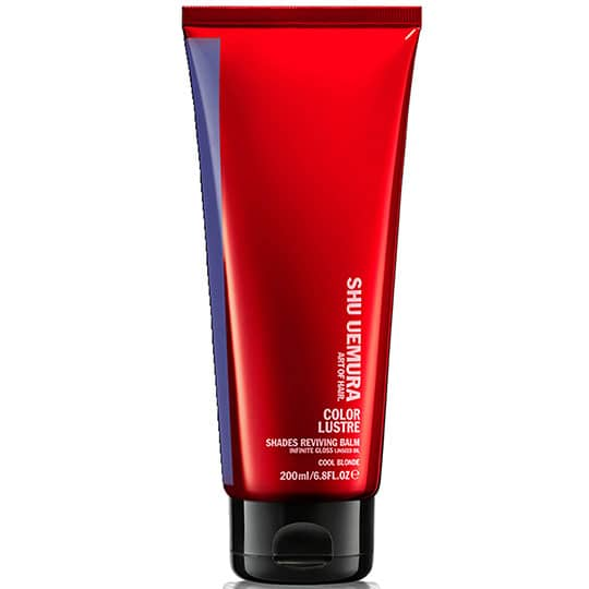 shu uemura color depositing conditioner